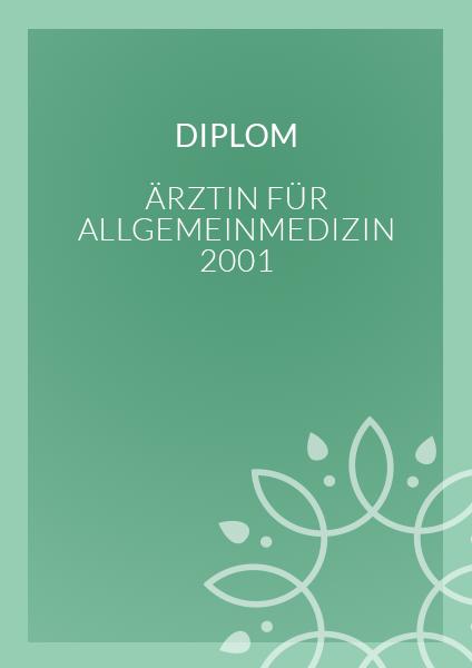 Diplom - Ärztin für Allgemeinmedizin